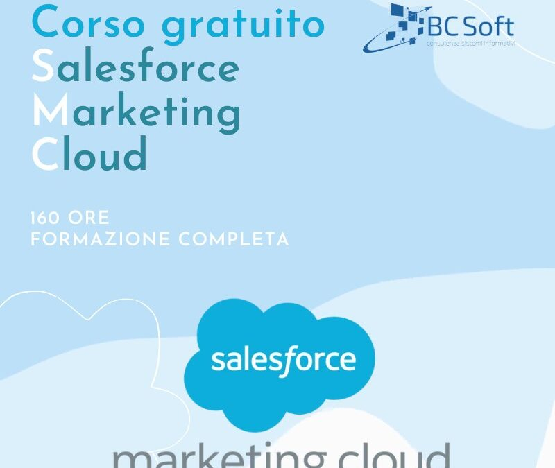 Corso Salesforce Marketing cloud