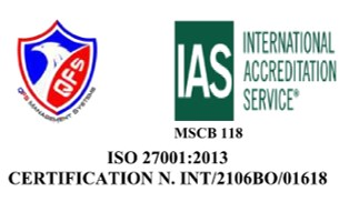 QFS's certification marks